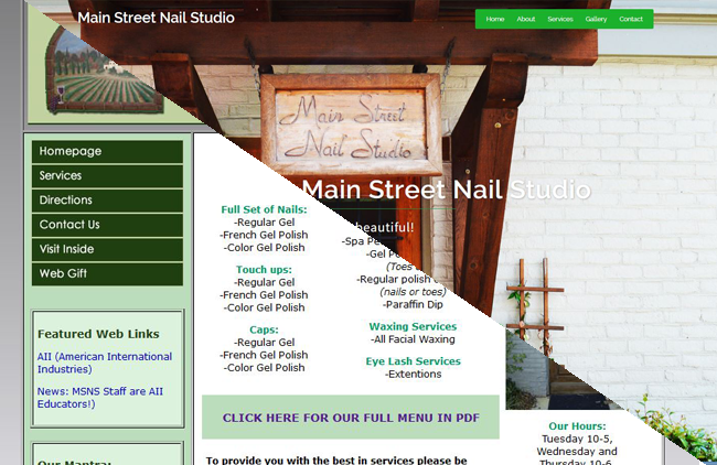 nail-salon-website-redesign