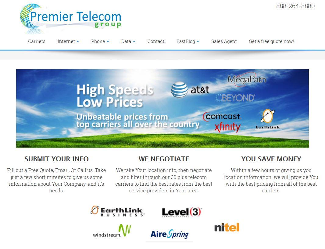 Premier Telecom Group