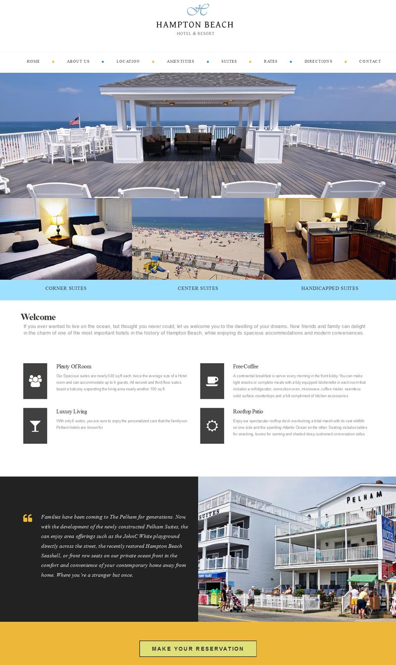 Hampton Beach Hotel