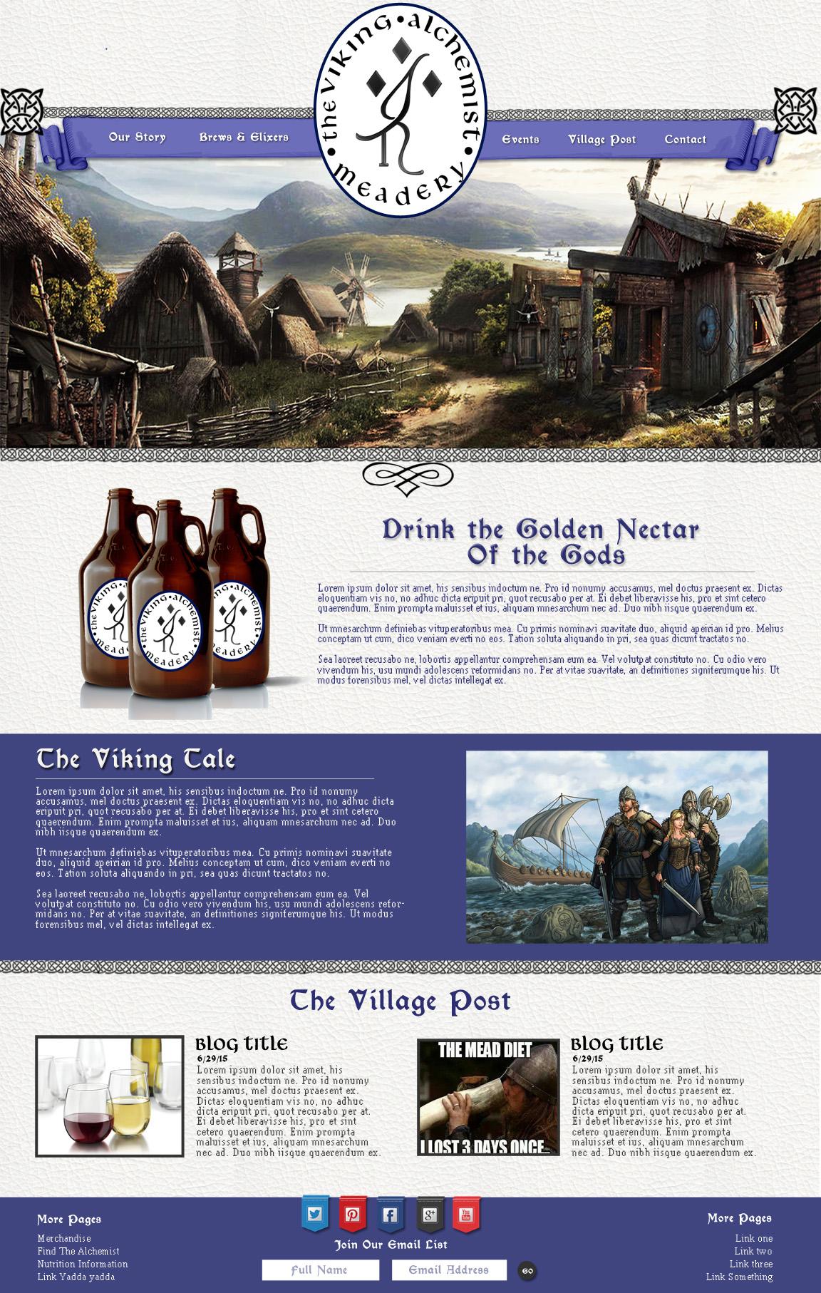 VIking Alchemist Meadery