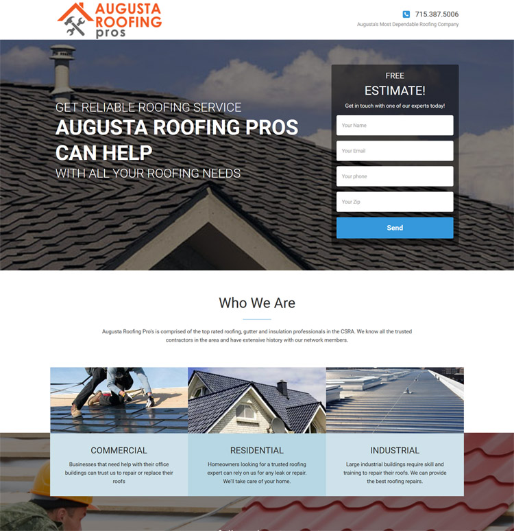 Augusta Roofing Pros